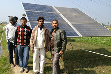 Renewable energy and energy efficiency solutions