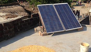 Microfinance for small scale renewables in Asia