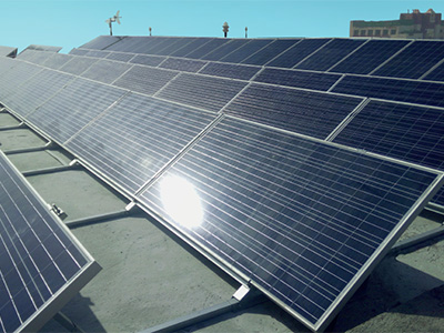 Solar PV Rooftop Systems