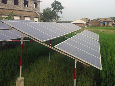 Clean electricity access